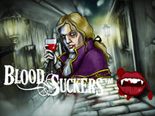Blood Suckers - автоматы Вулкан