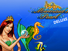 Mermaid's Pearl Deluxe на рабочем зеркале Вулкана