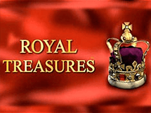 Royal Treasures в онлайн казино Вулкан