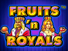 Fruits And Royals в клубе Вулкан