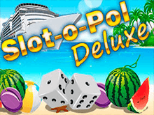 Slot-O-Pol Deluxe Вулкан